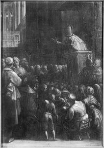 Prediking (van de H. Eligius?)