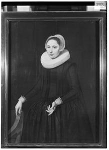 Portret van Renske Fortuyn (1588- )