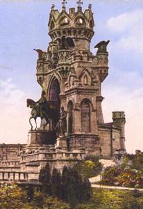Monument voor Keizer Wilhelm