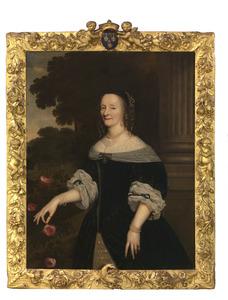 Portret van Cornelia Reynst (1615-1708)