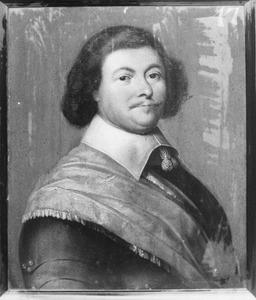 Portret van Lodewijk Gunther (1575-1604), graaf van Nassau