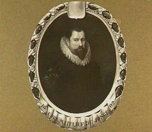 Portret van Cornelis Matelieff de Jonge (1570-1632)