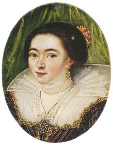 Portret van een vrouw, mogelijk Johanna van Sypesteyn (?-1627)