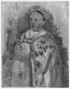 Priester in de Oud-Katholieke kerk in Den Haag
