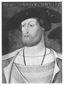Portret van Hendrik VIII, koning van Engeland