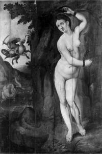 Perseus bevrijdt Andromea