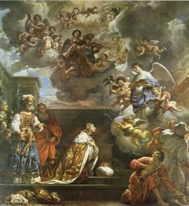 Salomon bidt om wijsheid (1 Koningen 3)