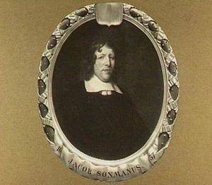 Portret van Jacob Sonmans (....-1661)