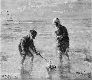 Kinderen aan de zee