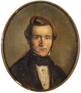 Portret van Isaac Johannes Jacobus Snellebrand (1812-1866)