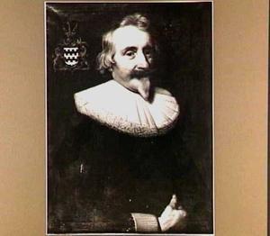 Portret van Jan van Haer (1573-1646)