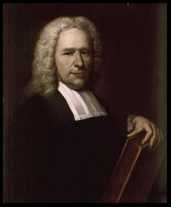 Portret van Johann Friedrich Reitz (1695-1778)