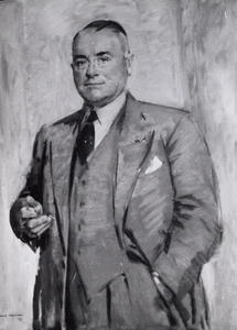 Portret van Leonard Gerard Kortenhorst (1886-1963)