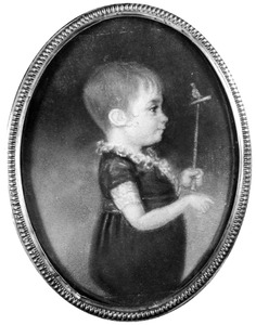 Portret van Jacob Pieter Crommelin (1800-1873)