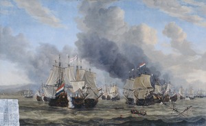 Slag bij Livorno, 12 maart 1653