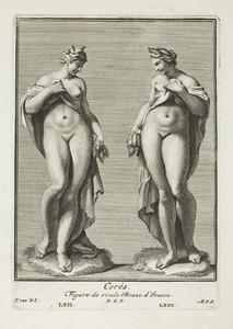 Ceres (pl. LXII en LXIII)