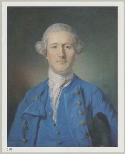 Portret van Willem Hendrik van Nassau -Zuylestein (1717-1781)