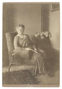 Portret van Johanna Maria Coster van Voorhout (1855-1946)