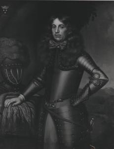Portret van Johan van Molenschot (1649-1721)