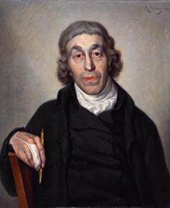 Portret van Jacob van Strij