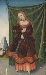 De heilige Lucia