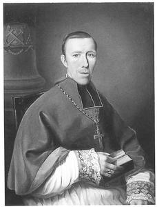 Portret van Jacobus Grooff (1800-1852)