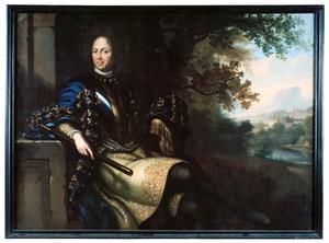 Portret van Nils Bielke (1644-1716)