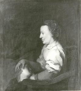 Portret van Susanna Mayr (1600-1674), moeder van de kunstenaar