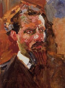 Portret van Lambert Lourijsen (1885-1950)