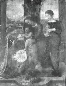 Verloving van Heilige Catharina