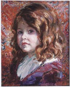Portret van Corrie Bies (1905-....)