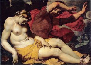 Cephalus doodt Procris (Ovidius, Metamorphoses, VII, 795-866)