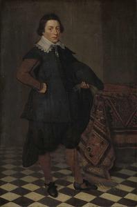 Portret van Paul de Hooghe (1611-1674)