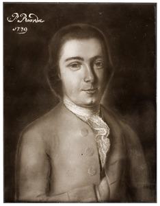 Portret van Francois Henricus Bekius (1757-1799)