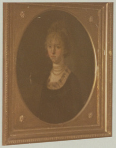 Portret van Charlotte Alida Gael (1780-1802)