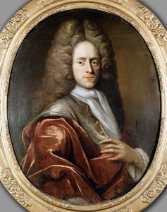 Portret van Johannes van Nes ( -1755)