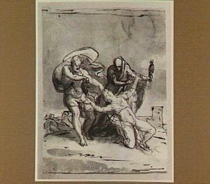 Marteldood van de Heilige Barbara