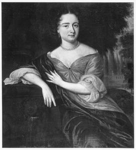 Portret van Geertruid Cornelia Verbolt (1676-1718)