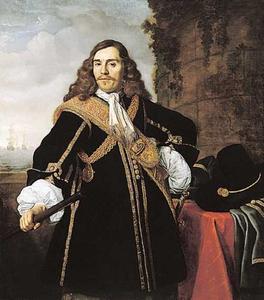 Portret van Gideon de Wildt (1624- 1665)