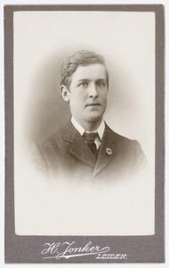 Portret van Gerrit Kalff (1889-1955)