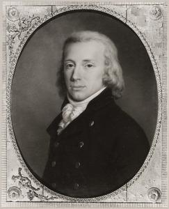 Portret van koning Willem I (1797-1843) als erfprins