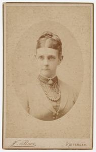 Portret van Anna Vaillant (1858-1943)