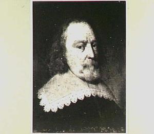 Portret van een man genaamd Adriaan Pauw (1585-1653)