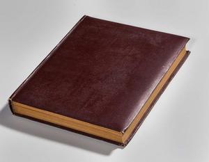 fotoalbum Van Bylandt XI, 1913, 1921