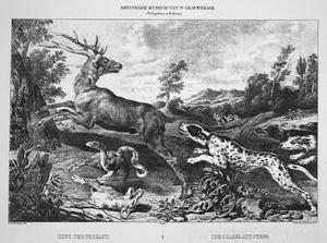 Een hertenjacht
