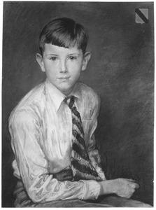 Portret van Anton Godert Ernest van Heerdt (1921-1942)