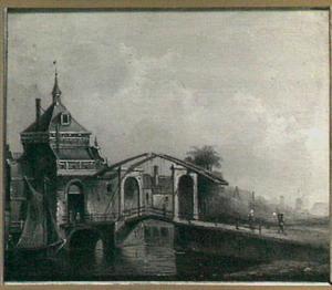 De Spuipoort te Dordrecht