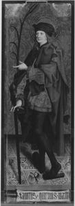 Portret van de H. Quirinus van Neuss