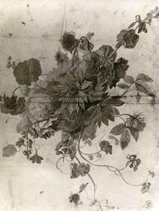 Tuiltje van bloemen