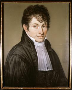 Portret van Andreas Adriaan Ganderheyden (1780-1853)